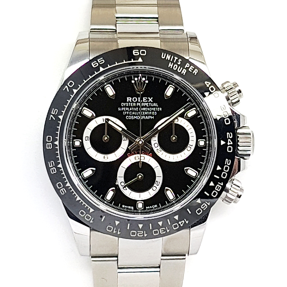 online store 6d482 1e22b Rolex Cosmograph Daytona 40MM Automatic Oystersteel Ceramic ...
